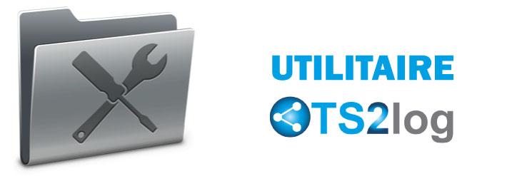 Utilitaires TS2log à télécharger gratuitement
