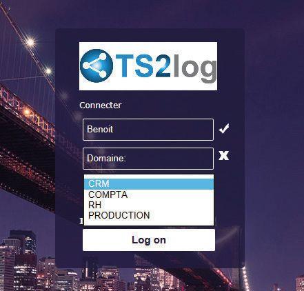 TS2Log édition Gateway