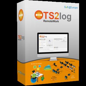 TS2log Télétravail RemoteWork