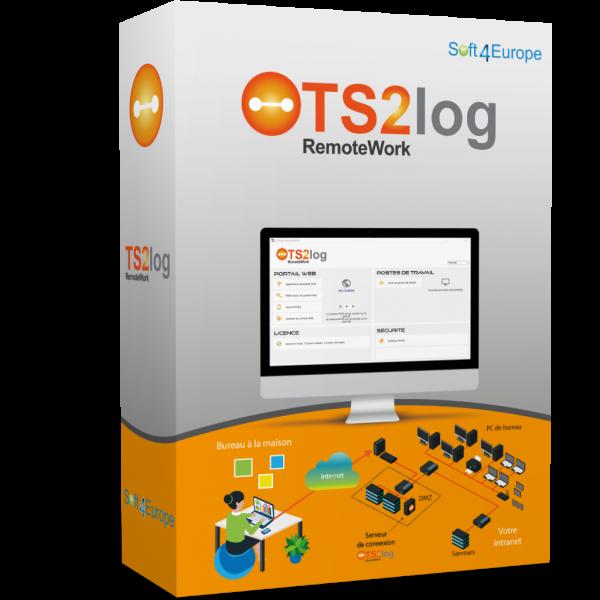TS52log Télétravail RemoteWork